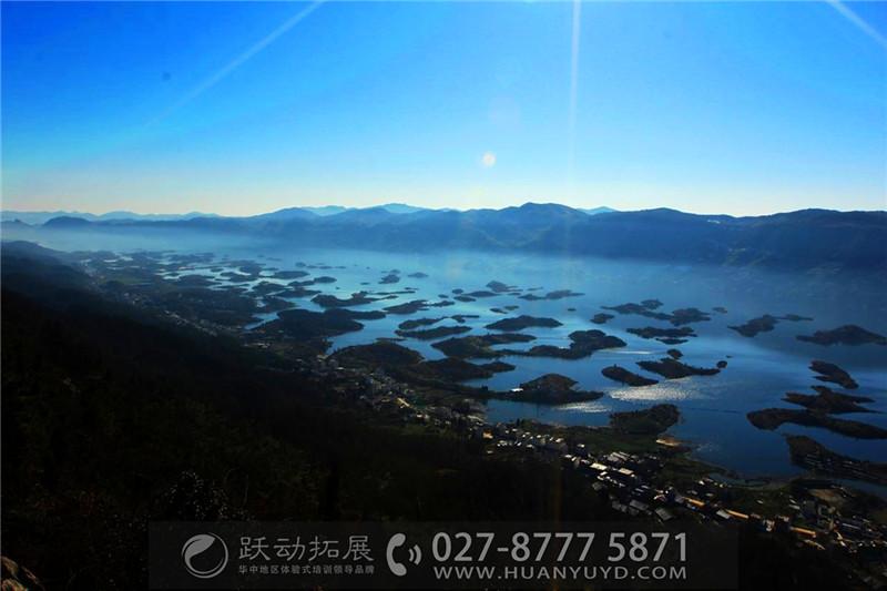 """与杭州千岛湖,加拿大千岛湖并称"""""""