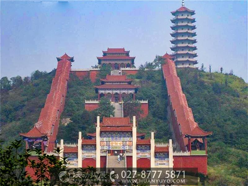 小雷山风景区位于湖北省黄石市大冶市城西十五公里的陈贵镇境内,是